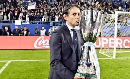 Simone Inzaghi: questa Supercoppa ce la siamo proprio meritata