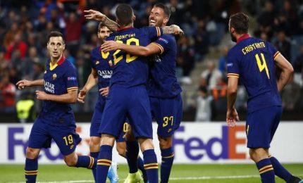 Europa League: Roma-Wolfsberger 2-2, giallorossi ai sedicesimi