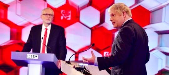Ultimo dibattito Johnson-Corbyn, scontro sulla Brexit