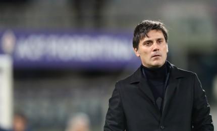"""Fiorentina esonera Montella dopo ko con la Roma. """"Errori di tutti ma giusto che paghi io"""""""