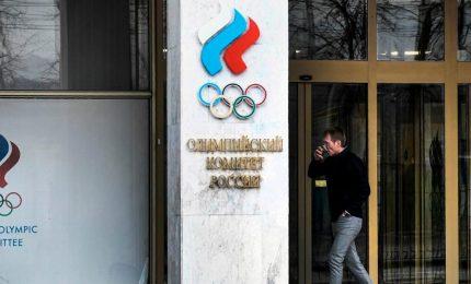 Doping, la Russia bandita da Olimpiadi e Campionati mondo