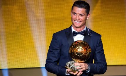 Ronaldo si consola, è miglior giocatore di A