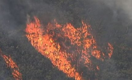 In fiamme 300mila ettari a nord di Sydney