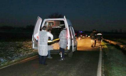 Due ciclisti travolti e uccisi da un'auto
