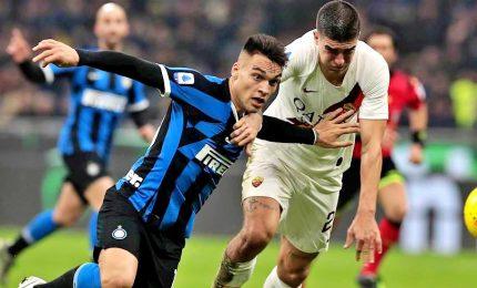 Inter-Roma 0-0, Mirante frena la capolista