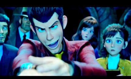 """""""Lupin III-The First"""", il trailer del ladro gentiluomo in computer grafica"""