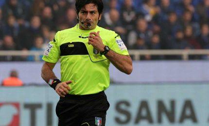 Mariani per Milan-Atalanta, Udinese-Inter a Maresca