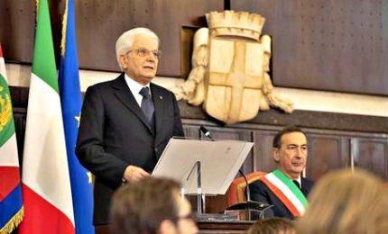Strage di Piazza Fontana, Mattarella: lo Stato colpevole per i depistaggi