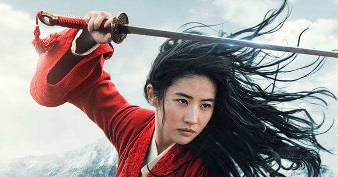 Il nuovo trailer di Mulan il film Disney in Live Action