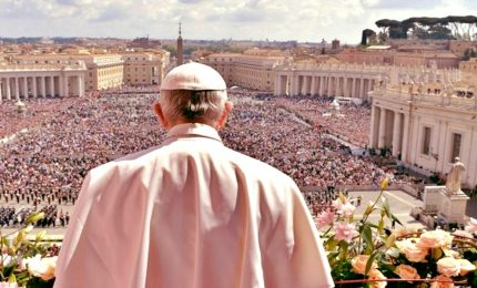 Papa: tenebre nei conflitti economici e geopolitici ma luce Cristo più grande