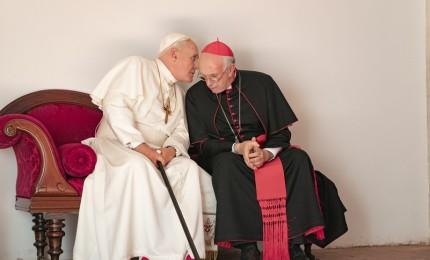 """""""I due Papi"""", Jonathan Pryce: Bergoglio per me un grande politico"""