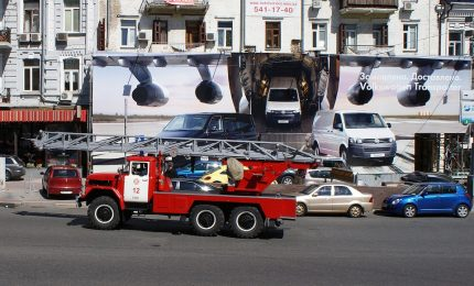 Liceo in fiamme a Odessa, un morto e 27 feriti; 14 dispersi