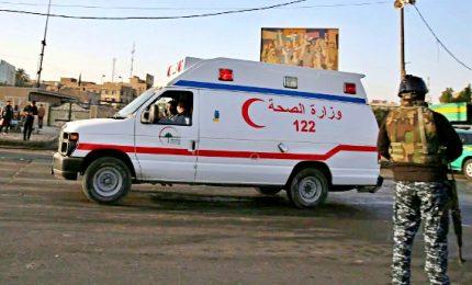 Razzi Katjusha lanciati contro l'aeroporto di Baghdad, almeno 8 morti