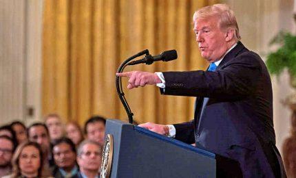 Trump canta vittoria: sanzioni contro l'Iran, ma pronti alla pace
