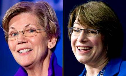 Warren o Klobuchar: una donna presidente degli Usa?