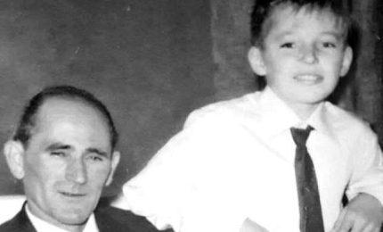Vasco Rossi ringranzia per la Medaglia al valore data al padre