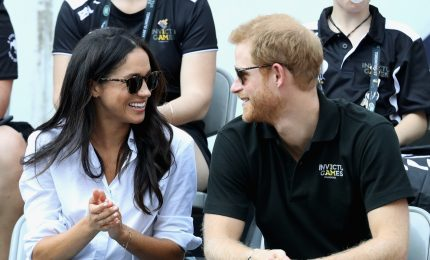 Harry e Meghan sbattono la porta, da ora reali part time