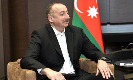 Italia-Azerbaigian, annunciata visita a Roma presidente Aliyev