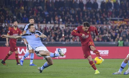 Due papere e tanta Roma, ma derby finisce pari