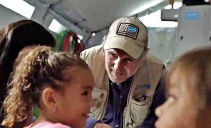 Unicef, Liam Neeson tra i bambini migranti