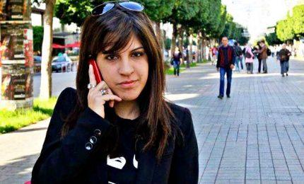 Morta blogger Lina Ben Mhenni, simbolo della primavera araba