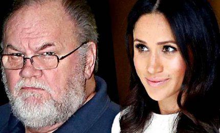 Padre di Meghan Markle attacca la figlia: sta distruggendo monarchia britannica