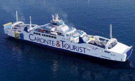 Truffa, sequestrate 3 navi della Caronte & Tourist
