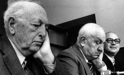 Quarant'anni fa moriva Pietro Nenni, 'padre' della Repubblica