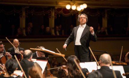 Muti apre tour italiano con Chicago Symphony a Napoli