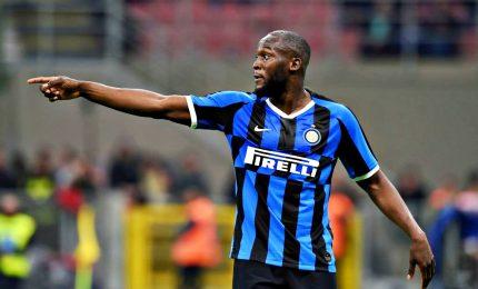 Tegola Inter, Lukaku infortunato salta il Parma e forse il Real