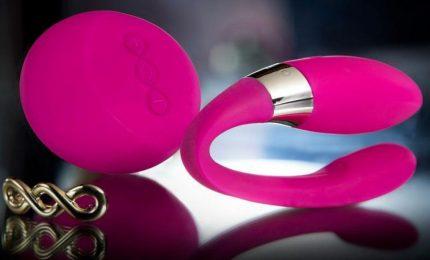 Arrivano i Sex Toys iper-tecnologici, la vibrazione è su misura