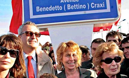 Hammamet, Stefania Craxi: governo italiano vergognosamente assente