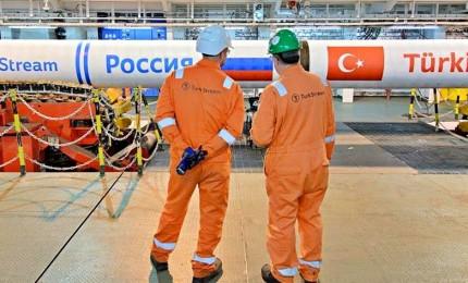 """TurkStream è operativo, gas russo a Turchia ed Europa. Putin, con Erdogan ancora """"molti progetti"""""""