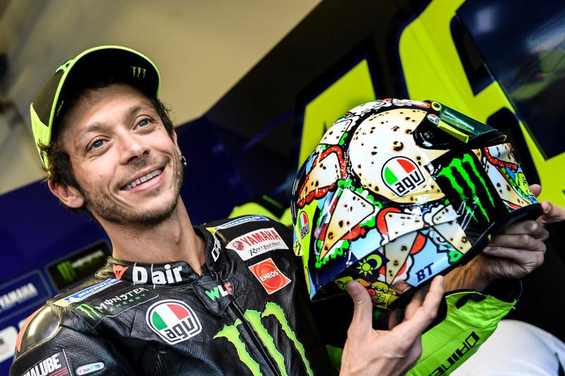 """Gp Andalusia, Rossi: """"Mi sento più competitivo"""""""