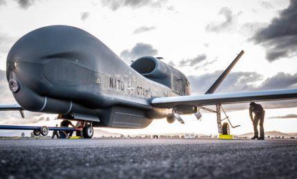 A Sigonella i super droni per controllo Mediterraneo
