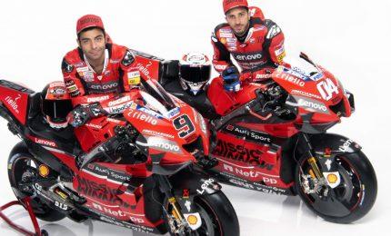 Svelata la nuova Ducati, obiettivo è vincere