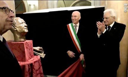 Mattarella celebra Ciampi: è stato l'uomo dell'orizzonte comune