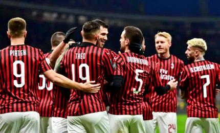 Milan-Torino 1-0: Rebic riporta i rossoneri in zona Ue