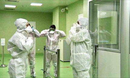 Coronavirus, negativi i due sospetti casi a bordo nave Civitavecchia
