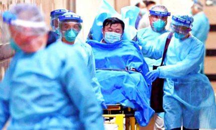 """Pechino: """"Virus non potente come Sars ma più contagioso"""". Rafforzati i controlli a Fiumicino e Malpensa"""