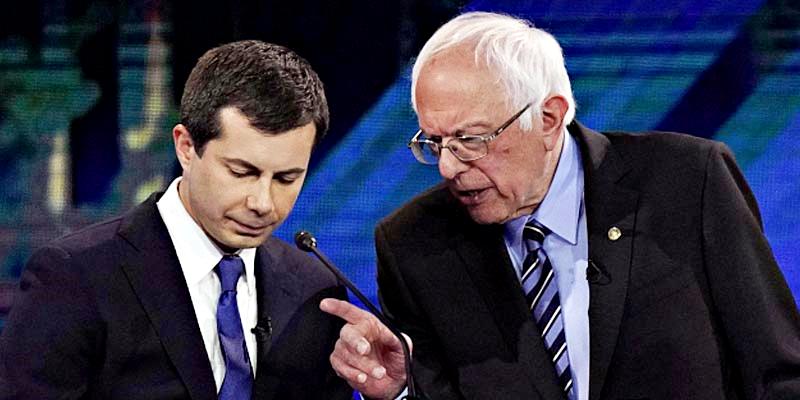 Iowa, Sanders canta vittoria,'ho il 29%'