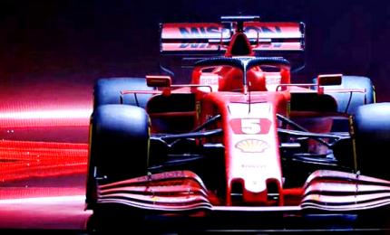 """SF1000"", Ferrari svela nuova vettura F1"