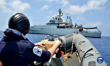 Libia, Borrell: nuova missione aeronavale Ue per sostituire Sophia
