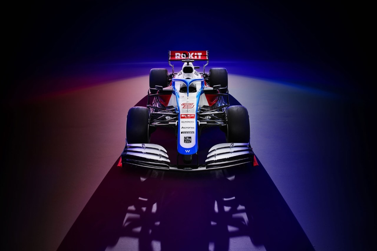 La Williams presenta la nuova FW43 [GALLERIA]