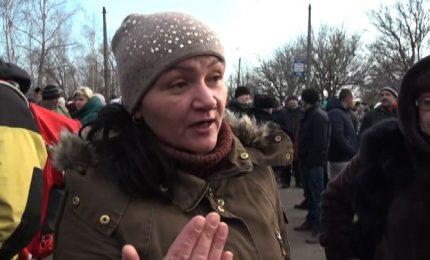 Coronavirus, in Ucraina proteste all'arrivo sfollati dalla Cina