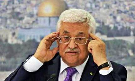 Abu Mazen annuncia fine di ogni accordo con Usa e Israele