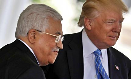 Abu Mazen: Anp rompe le relazioni con Israele e Usa. Conte, non è buona notizia