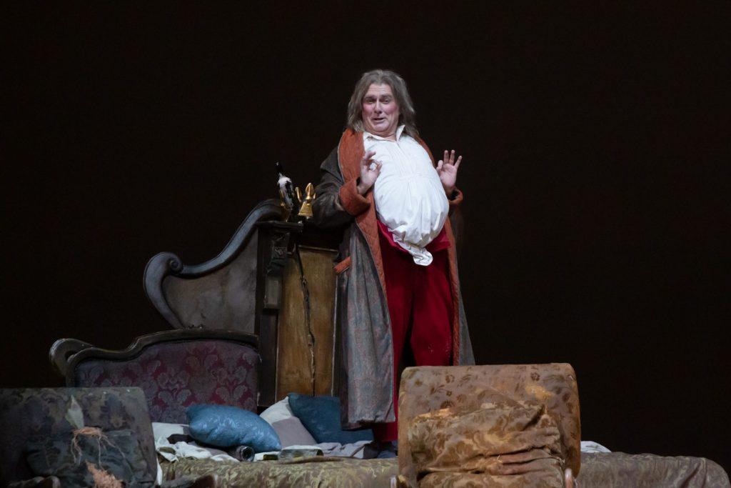 Teatro Massimo di Palermo, con Falstaff il mondo è una burla