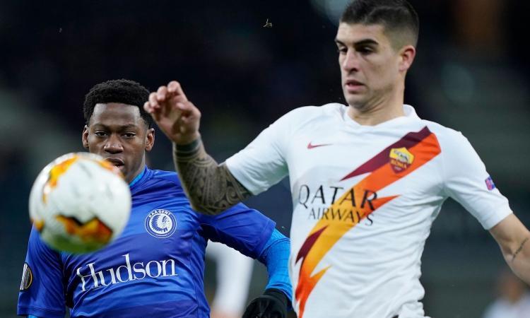 Gent-Roma 1-1, giallorossi agli ottavi di League