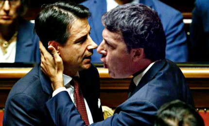 Tregua con Conte sul Recovery, Renzi: ora ci danno ragione